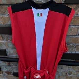 Castelli Other - Castelli Prologo Sleeveless bike jersey